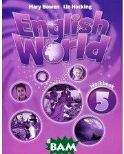 Macmillan English World 5: Workbook
