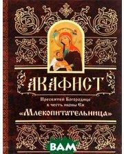 Свято-Елисаветинский Монастырь Акафист Пресвятой Богородице в честь иконы Ея `Млекопитательница`