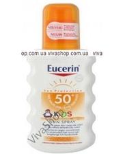 EUCERIN Sun Protection KIDS Sun Spray SPF 50+ Солнцезащитный спрей для безопасного загара для детей SPF 50 200 мл