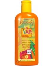 Logоna Naturkosmetik Logona BIO KIDS Детский шампунь для волос и гель для душа 2в1 200 мл