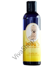 STYX Naturcosmetic Styx Baby's natural care Детское масло 200 мл +ПОДАРОК Мишка