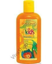 Logоna Naturkosmetik Logona BIO KIDS Детский лосьон-молочко для тела с BIO-маслами 200 мл