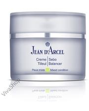 Jean d'Arcel Jean d'Arcel Care for Combined and Oily Skin Creme Creme Tilleul Дневной крем для смешанной и жирной кожи 50 мл