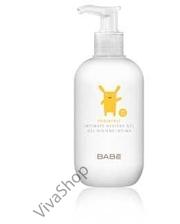 BABE Laboratorios Babe Pediatric Intimate Hygiene Gel Детский Гель для интимной гигиены экстракт мимозы 200 мл + пробники