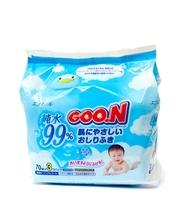 GOO.N Салфетки влажные для младенцев (70шт*3) (733402)