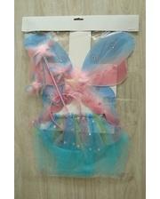 DEVIK PLAY JOY - Карнавальный детский костюм - фея Цвет голубой WB01532B-4