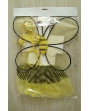 DEVIK PLAY JOY Карнавальный детский костюм из органзы Пчелка (WB01525D-4)