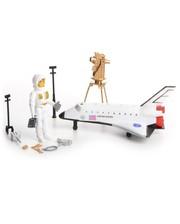 Na-Na Игровой набор луноход с космонавтом и аксессуарами (Планета путешествий) IM66D3 (T23-041)