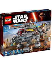 Lego Конструктор Шагоход AT-TE Капитана Рекса (75157)