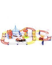 Na-Na IE281 Игровой набор парк развлечений (Веселые времена) со светом и звуком (T21-090)
