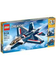 Lego Конструктор Синий реактивный самолет 31039 (31039)