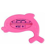 Canpol babies Термометр для вод Дельфинчик 2/782, розовый дельфин (2/782-2)
