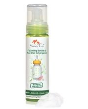 Mommy Care Натуральная пенка для мытья бутылочек и сосок с цитрусовыми маслами и анисом (200 мл) (952225)