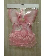 DEVIK PLAY JOY - Карнавальный детский костюм - фея Цвет розовый WB01531C-4
