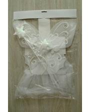 DEVIK PLAY JOY - Карнавальный детский костюм - фея Цвет белый WB01680K1-4