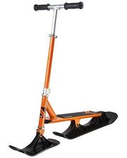 Stiga Самокат-снегокат Bike Snow Kick Free оранжевый, (75-1121-33)
