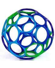 kids ii Мячик OBall- тяни и сжимай, лови и бросай!, фиолетовый синий голубой зеленый (81024-1)
