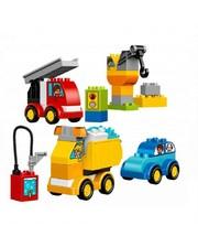 Lego Мои первые машинки, Серия 10816 (10816)