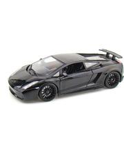 Maisto Автомодель (1:18) Lamborghini Gallardo Superleggera чёрный металлик (31149 met. black)