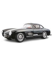 BBURAGO Авто-конструктор - MERSEDES-BENZ 300 SL (1954) (черный, 1:24) (18-25036)