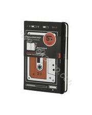 Карманная записная книжка Moleskine Audio Cassette. В линию 321762
