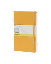 Записная книжка Moleskine Classic Coloured. Оранжевая в клетку 343574