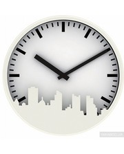 B2b-gifts Настенные часы Город Белые