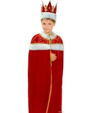 Purpurino Накидка короля с короной размер 34 (332/34)
