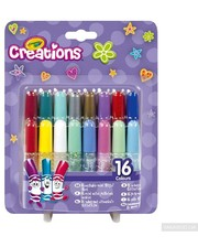 Crayola 16 цветов (10643)