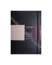 Записная книжка Moleskine Folio Professional формата A4 с индексом. Черная, в линию 269812