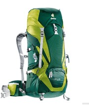Рюкзак Deuter ACT Lite 40 + 10 цвет 2218 forest-mosss (3340115 2218)