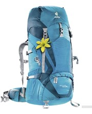 Рюкзак Deuter ACT Lite 45 + 10 SL цвет 3325 petrol-arctic (3340215 3325)