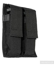 Blackhawk - Double Pistol Mag Pouch Hook black (1649.04.76)