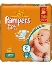 PAMPERS Sleep&Play Mini 2...