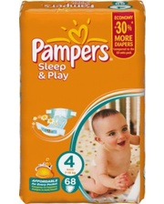 PAMPERS Sleep&Play Maxi 4...