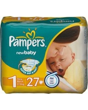 PAMPERS New Baby Newborn 1...