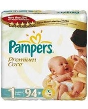 PAMPERS Premium Care Dry...