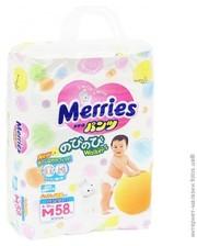 Merries M, 6-10 кг, 58шт