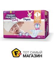 Helen Harper Baву Newborn 2-5кг, 24 шт. (2310402)