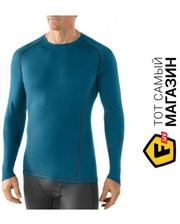 Smartwool Men s NTS Light 195 Crew L, deep sea (SW SL627.340-L)