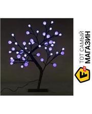 Lednick Снежные шарики, 96 LED голубой (007-T-ball-0,6м-B)