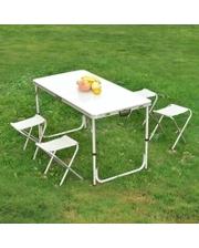 Стол для пикника раскладной + 4 стула PC1612