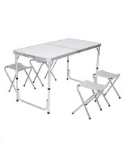 Стол для пикника + 4 стула TO-8812