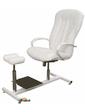 Ayala Кресло для педикюра Portos Zestaw de Lux белое