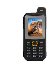 Sigma mobile X-treme 3SIM Gsm Black Orange (UA UCRF)