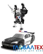 X-BOT Робот-трансформер - ПОЛИЦИЯ (80030R)