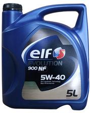 ELF EVOLUTION 900 NF 5W-40 5л