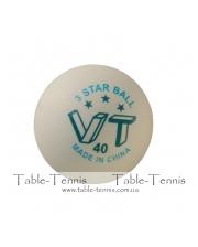 Мячи VT 3 звезды (1 шт.)