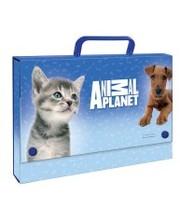 StarPak Animal Planet картон пустой на кнопках 260399