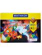 Магникон 3D магнитный конструктор (83 дет.),